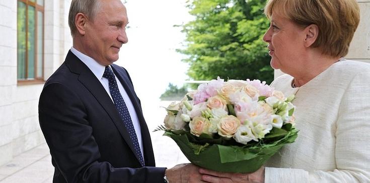 Coraz cieplej w stosunkach Niemiec i Rosji - zdjęcie