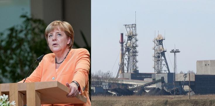 Niemiecki węgiel ekologiczny - Polska niech zamyka kopalnie - zdjęcie
