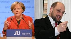 Niemcy wolą Schulza. Przeciwnik Polski w UE przegania Merkel - miniaturka