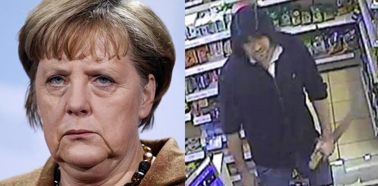 Pojmać go i odesłać Merkel! - zdjęcie