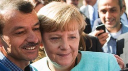 Imigranci nie kochają już Merkel. Czują się oszukani! - miniaturka