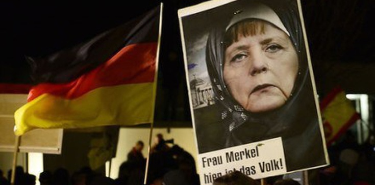 Niemcy tresują polskich uczniów z multi-kulti! - zdjęcie