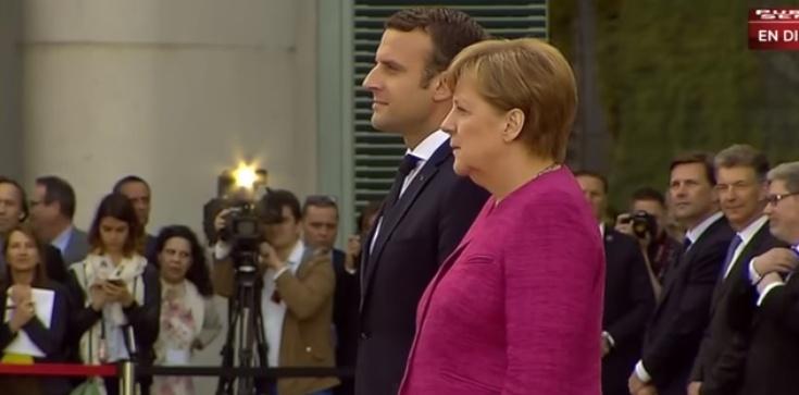 Macron: Zbudujmy Unię dwóch prędkości - dla postępowców, dla nacjonalistów - zdjęcie
