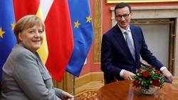 Dosyć! Merkel chce nas ograć. Nikt w Polsce nie wybaczy ,,mięczakom'' takiego kompromisu - miniaturka