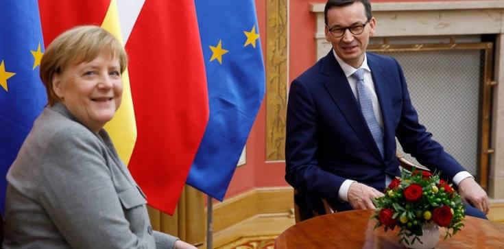 Dosyć! Merkel chce nas ograć. Nikt w Polsce nie wybaczy ,,mięczakom'' takiego kompromisu - zdjęcie