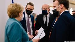 Premier Morawiecki po szczycie UE: Osiągnęliśmy podwójne zwycięstwo - miniaturka