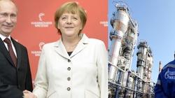 W Niemczech za dużo gazu. Gazprom zmniejszy wydobycie?   - miniaturka