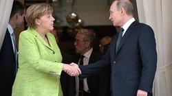 Zaskakujące słowa Merkel o relacjach z Rosją - miniaturka