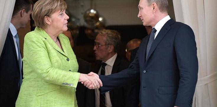 Niemieckie media o rezygnacji Merkel. 'Ucieszy się tylko Putin' - zdjęcie