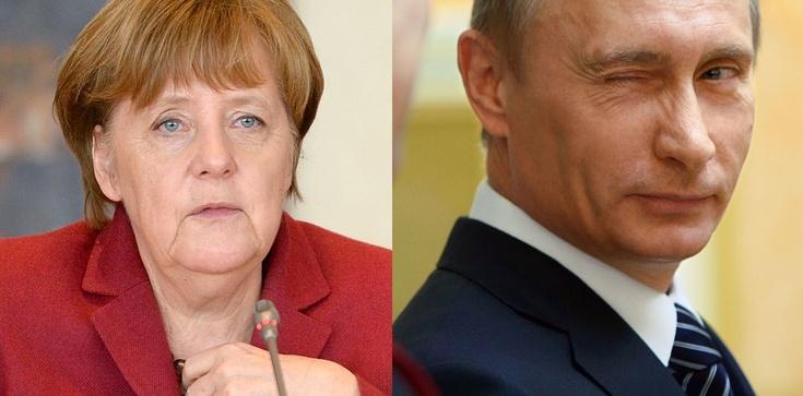 Niemcy mogą mieć rosyjskiego kreta w otoczeniu Merkel - zdjęcie