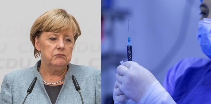 ,,Die Welt'' o problemach ze szczepieniami: Merkel nie ma żadnego planu  - zdjęcie