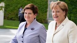Premier Szydło spotka się z kanclerz Merkel - miniaturka