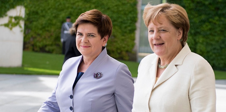 Der Spiegel: Merkel:Nie zaostrzać sporu z Polską - zdjęcie