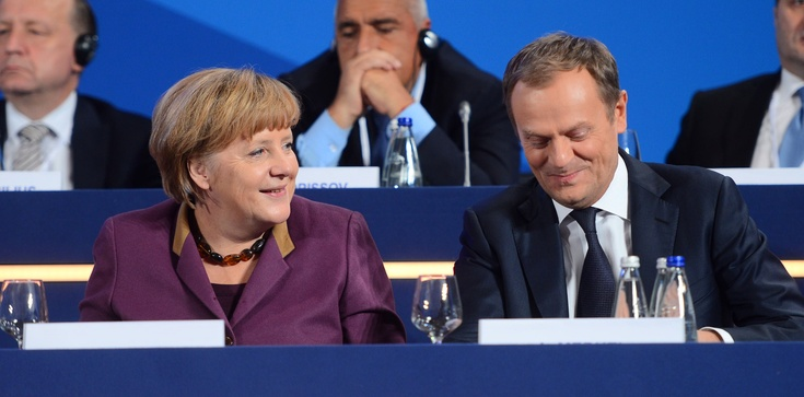 Joanna Lichocka dla Frondy: Tusk zachowuje się jak asystent Merkel. Żadnych sankcji nie będzie! - zdjęcie