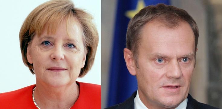 Stanisław Pięta dla Fronda.pl: Tusk - kamerdyner Angeli Merkel - zdjęcie