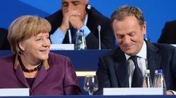 Merkel znów chce nas klepać po plecach - miniaturka