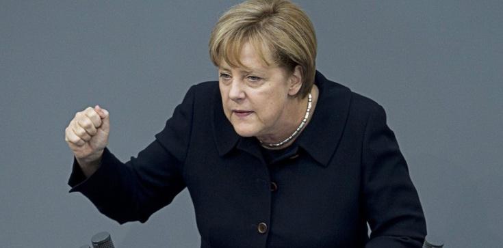 """""""Merkel zabarykadowała się w Urzędzie Kanclerskim""""!!! - zdjęcie"""