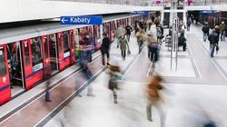 Warszawa. Awaria metra. Uwięzieni pasażerowie - miniaturka