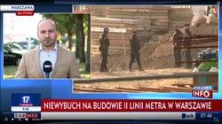 250 kg bomba w Warszawie. Ewakuacja 1500 mieszkańców - miniaturka