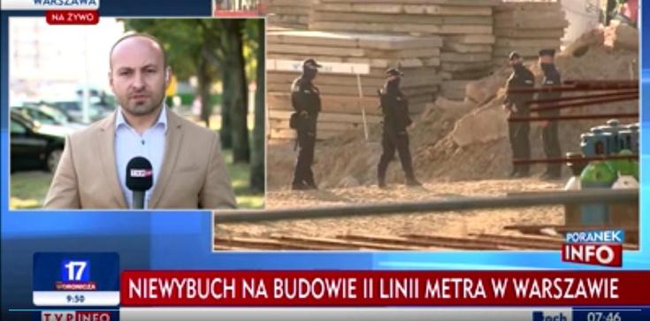 250 kg bomba w Warszawie. Ewakuacja 1500 mieszkańców - zdjęcie
