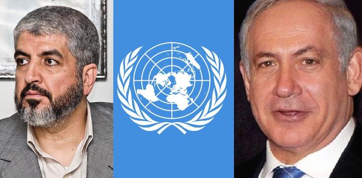 Presja na Izrael po ataku na obóz dla uchodźców i budynek Associated Press. Posiedzenie Rady Bezpieczeństwa ONZ - zdjęcie