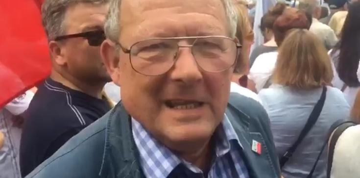 Michnik dla Die Zeit: ,,Kaczyński nienawidzi ludzi i ich poniża'' - zdjęcie