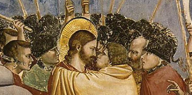 Jezus naprawdę do końca walczy o Judasza! - zdjęcie