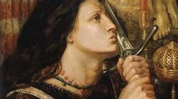 Dziś wspominamy świętą Joannę d'Arc, dziewicę - miniaturka