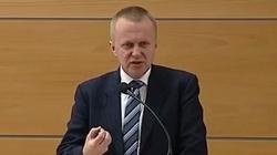 Prof. Mieczysław Ryba: Zwykli Izraelczycy myślą to samo co powiedział Katz - miniaturka