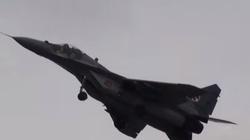 To cud, że pilot MiG-29 przeżył - nie katapultował się! - miniaturka