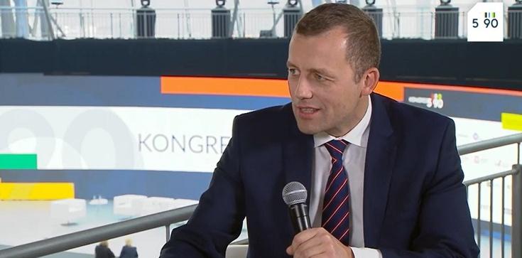Prezes CPK: U Trzaskowskiego praktycznie nic się nie zgadza. CPK to  gigantyczny impuls dla rynku pracy - zdjęcie