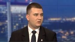 Misiewicz poprowadzi w telewizji program o obronności - miniaturka