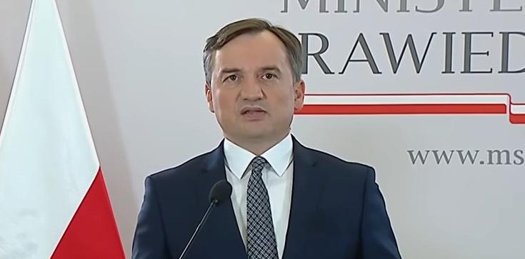 Zbigniew Ziobro: Będą ostrzejsze kary za przestępstwa seksualne - zdjęcie