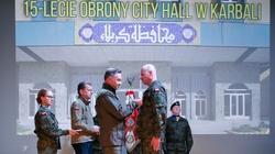 17 lat temu polscy żołnierze mężnie obronili ratusz w Karbali przed szyickimi fundamentalistami - miniaturka