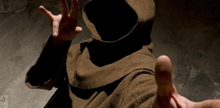 Gdy mnicha opanuje gniew ! - zdjęcie