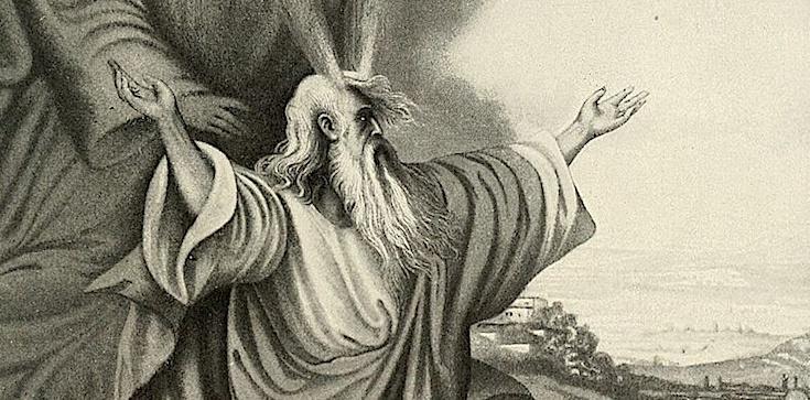 Czy Bóg chciał zabić Mojżesza?  - zdjęcie