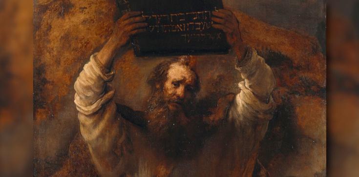 Mojżesz. Kim jest dla chrześcijan?  - zdjęcie