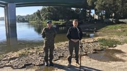 Minister Błaszczak: Most będzie gotowy w ciągu 3 dni - miniaturka