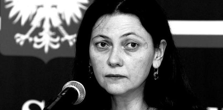 Tajemnicza śmierć wiceminister Zbrojewskiej. Prokuratura wszczęła śledztwo! - zdjęcie