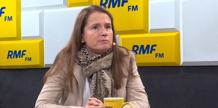 Jaruzelska gorzko o Biedroniu: Piękny uśmiech to nie wszystko - zdjęcie