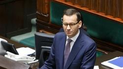 Premier do opozycji: Ten wniosek to wasze wielkie przyznanie się do winy! - miniaturka