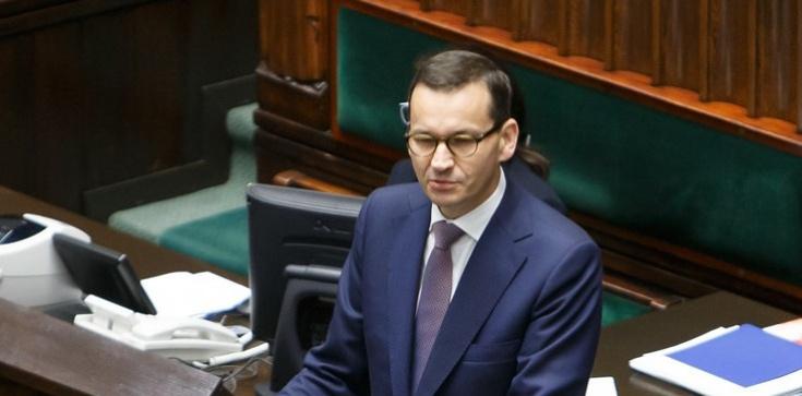 Premier do opozycji: Ten wniosek to wasze wielkie przyznanie się do winy! - zdjęcie