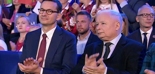 Sondaż: PiS na czele z dużym wzrostem poparcia! Klęska KO w starciu z Hołownią - miniaturka