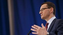 Rząd przedstawia 'mapę drogową' nowej piątki PiS. Premier: Nasz cel to wprowadzenie w Polsce europejskich standardów życia.  - miniaturka