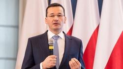 O 20.00 orędzie premiera Morawieckiego - miniaturka