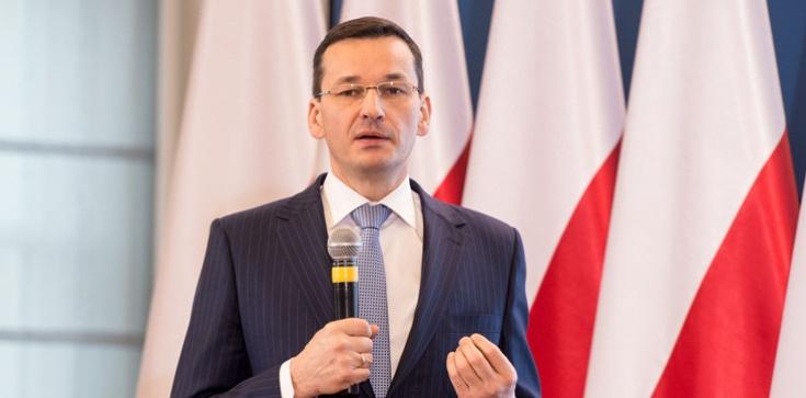 Morawiecki: PO działała jak Gang Olsena - zdjęcie