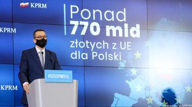 Recesja? Nam to nie grozi! ,,Polska zaliczy silne odbicie gospodarcze''   - miniaturka