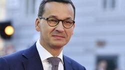 Morawiecki: Unia nie rozpadnie się od tego, że nasze systemy prawne będą się od siebie różnić - miniaturka