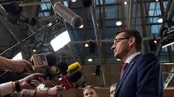 Premier Morawiecki jasno i wprost: Rosja zagraża bezpieczeństwu! Chcemy wzmocnienia wschodniej flanki - miniaturka