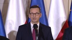Morawiecki: Komuś dziś nie podoba się polski rząd. Jutro może to być włoski lub portugalski - miniaturka